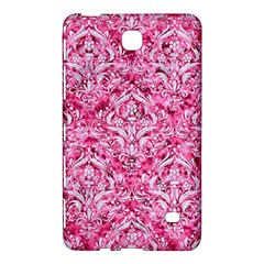 Damask1 White Marble & Pink Marble Samsung Galaxy Tab 4 (7 ) Hardshell Case  by trendistuff
