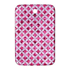 Circles3 White Marble & Pink Marble Samsung Galaxy Note 8 0 N5100 Hardshell Case