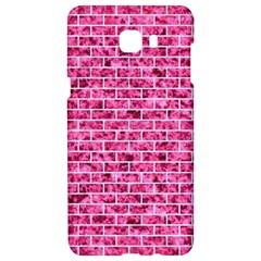 Brick1 White Marble & Pink Marble Samsung C9 Pro Hardshell Case  by trendistuff