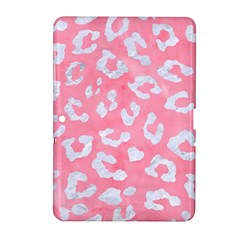 Skin5 White Marble & Pink Watercolor (r) Samsung Galaxy Tab 2 (10 1 ) P5100 Hardshell Case