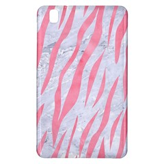 Skin3 White Marble & Pink Watercolor (r) Samsung Galaxy Tab Pro 8 4 Hardshell Case