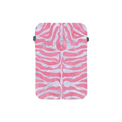 Skin2 White Marble & Pink Watercolor Apple Ipad Mini Protective Soft Cases