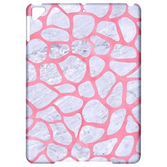 Skin1 White Marble & Pink Watercolor Apple Ipad Pro 9 7   Hardshell Case