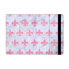 Royal1 White Marble & Pink Watercolor Ipad Mini 2 Flip Cases by trendistuff