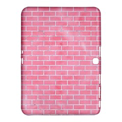Brick1 White Marble & Pink Watercolor Samsung Galaxy Tab 4 (10 1 ) Hardshell Case