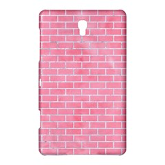 Brick1 White Marble & Pink Watercolor Samsung Galaxy Tab S (8 4 ) Hardshell Case