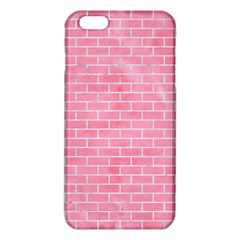 Brick1 White Marble & Pink Watercolor Iphone 6 Plus/6s Plus Tpu Case