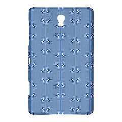 Mod Twist Stripes Blue And White Samsung Galaxy Tab S (8 4 ) Hardshell Case  by BrightVibesDesign