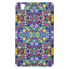 Colorful Flowers Samsung Galaxy Tab Pro 8 4 Hardshell Case