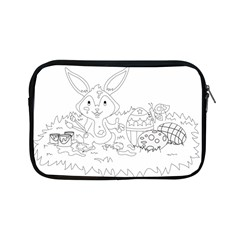 Coloring Picture Easter Easter Bunny Apple Ipad Mini Zipper Cases by Sapixe