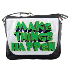 Act Do Text Make Tackle Implement Messenger Bags