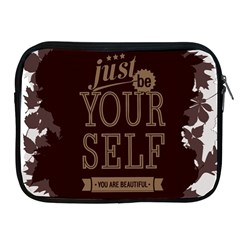 Encourage Motivation Tackle Things Apple Ipad 2/3/4 Zipper Cases by Sapixe