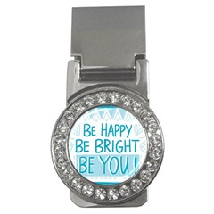 Motivation Positive Inspirational Money Clips (cz)