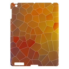 Colors Modern Contemporary Graphic Apple Ipad 3/4 Hardshell Case