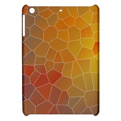 Colors Modern Contemporary Graphic Apple Ipad Mini Hardshell Case by Sapixe