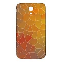 Colors Modern Contemporary Graphic Samsung Galaxy Mega I9200 Hardshell Back Case