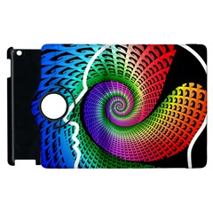 Head Spiral Self Confidence Apple Ipad 3/4 Flip 360 Case by Sapixe