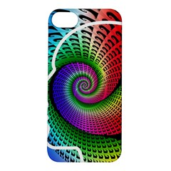 Head Spiral Self Confidence Apple Iphone 5s/ Se Hardshell Case by Sapixe