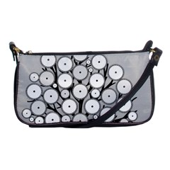 Gears Tree Structure Networks Shoulder Clutch Bags