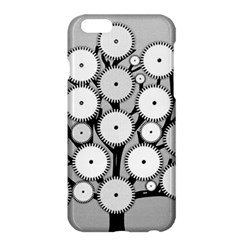 Gears Tree Structure Networks Apple Iphone 6 Plus/6s Plus Hardshell Case