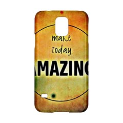 Beautiful Day Cheerful Munter Samsung Galaxy S5 Hardshell Case