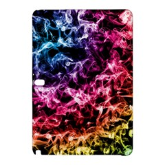 Smoke Colors Soul Black Blue Samsung Galaxy Tab Pro 12 2 Hardshell Case by Sapixe