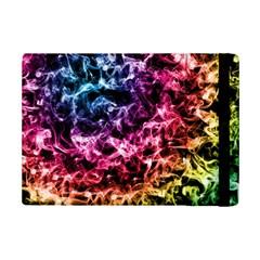 Smoke Colors Soul Black Blue Ipad Mini 2 Flip Cases