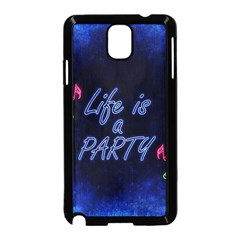 Beautiful Things Encourage Samsung Galaxy Note 3 Neo Hardshell Case (black)