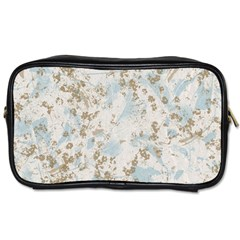 Background Texture Motive Paper Toiletries Bags 2 Side