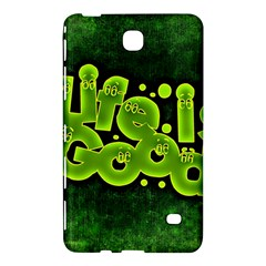 Motivation Live Courage Enjoy Life Samsung Galaxy Tab 4 (7 ) Hardshell Case