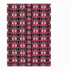 Butterflies In A Wonderful Forest Of Climbing Flowers Large Garden Flag (two Sides)