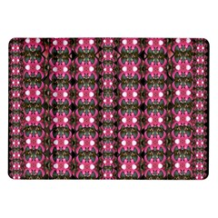 Butterflies In A Wonderful Forest Of Climbing Flowers Samsung Galaxy Tab 10 1  P7500 Flip Case