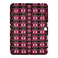 Butterflies In A Wonderful Forest Of Climbing Flowers Samsung Galaxy Tab 4 (10 1 ) Hardshell Case