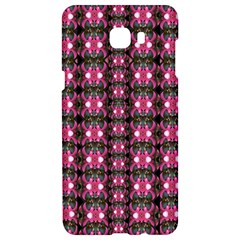 Butterflies In A Wonderful Forest Of Climbing Flowers Samsung C9 Pro Hardshell Case