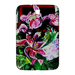 Lilac And Lillies 3 Samsung Galaxy Note 8 0 N5100 Hardshell Case