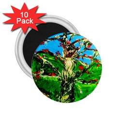 Coral Tree 2 2 25  Magnets (10 Pack)