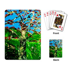 Coral Tree 2 Playing Card