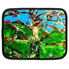 Coral Tree 2 Netbook Case (large)