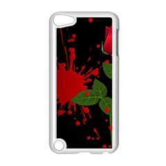 Background Texture Stain Apple Ipod Touch 5 Case (white)