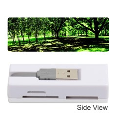 Hot Day In Dallas 26 Memory Card Reader (stick)  by bestdesignintheworld