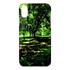 Hot Day In Dallas 26 Apple Iphone X Hardshell Case