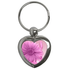 Flower Design Romantic Key Chains (heart)