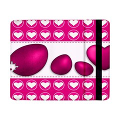 Love Celebration Easter Hearts Samsung Galaxy Tab Pro 8 4  Flip Case by Sapixe