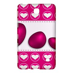 Love Celebration Easter Hearts Samsung Galaxy Tab 4 (8 ) Hardshell Case  by Sapixe
