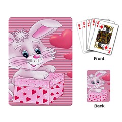 Love Celebration Gift Romantic Playing Card