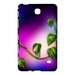Leaves Green Leaves Background Samsung Galaxy Tab 4 (8 ) Hardshell Case