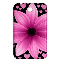 Flower Plant Floral Petal Nature Samsung Galaxy Tab 3 (7 ) P3200 Hardshell Case