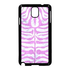 Skin2 White Marble & Purple Colored Pencil (r) Samsung Galaxy Note 3 Neo Hardshell Case (black)