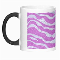 Skin2 White Marble & Purple Colored Pencil Morph Mugs