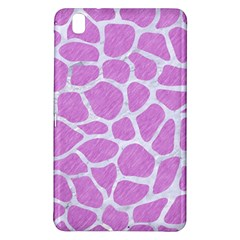 Skin1 White Marble & Purple Colored Pencil (r) Samsung Galaxy Tab Pro 8 4 Hardshell Case